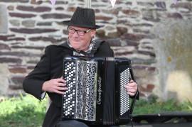 professeur d'accordéon à vitré 35500, Pierre Martin