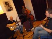 Groupe de musique, duo, trio, jazz et swing manouche